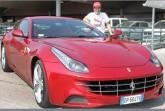 Alonso Ferrari FF