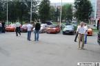 Авто выставка в Заречном
