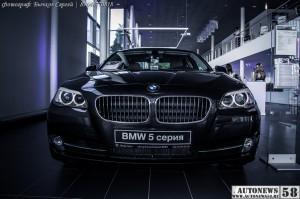 BMW 5 в Пензе