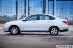 New Nissan Almera 2013