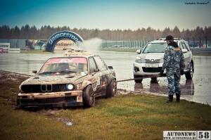 Russia Drift
