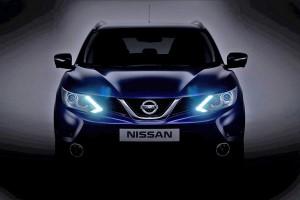 New Nissan Quashkai