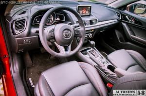 new mazda 3 2014 test-drive