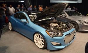 1000-сильный Hyundai Genesis Coupe