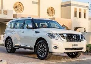 Обновлённый Nissan Patrol