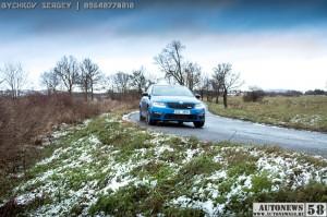 Racing Octavia RS