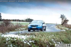 Racing Octavia RS 2013