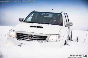 Toyota Тест-Драйв