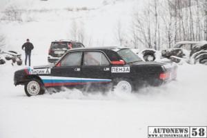 Волга гонки