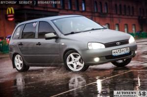 «АвтоВАЗ» проводит распродажу моделей Kalina, Priora и Granta