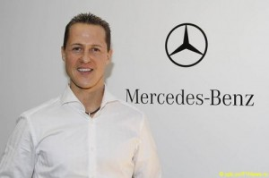 Michael Schumacher to drive the 2010 season Announcement