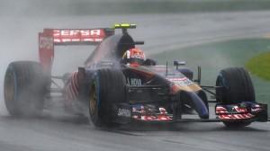 Kvyat Daniil Russia Formula 1 Австралия Формула 1