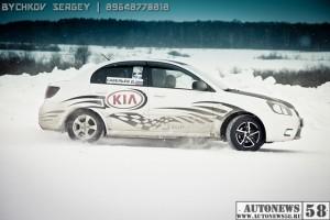 Kia racing Пенза