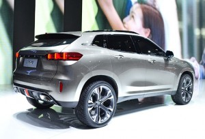 Haval Coupe.