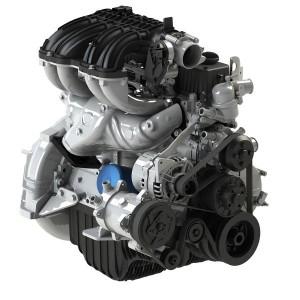 Новый двигатель ГАЗ