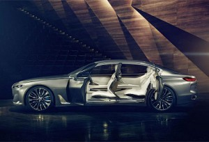 New BMW Vision Future Luxury