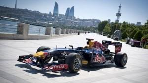 Азербайджан  Формула 1