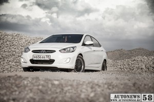 Hyundai-Solaris-Тест-Драйв
