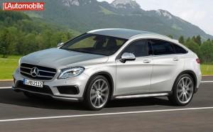 Mercedes-cross