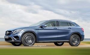 Mercedes-Benz CLB