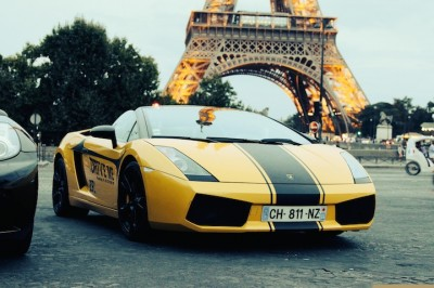 Lamborghini-paris