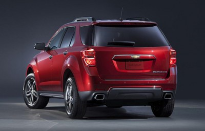 Chevrolet Equinox new