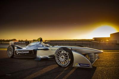 AUTO - FORMULA E TESTS 2013