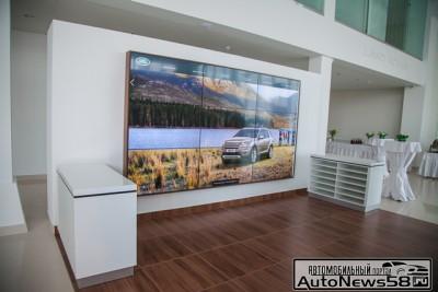 Jaguar Land Rover Пенза открытие