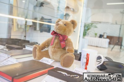 Jaguar Land Rover в Пензе-открыли