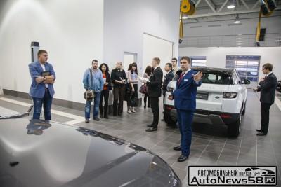 Jaguar Land Rover в Пензе Автомастер