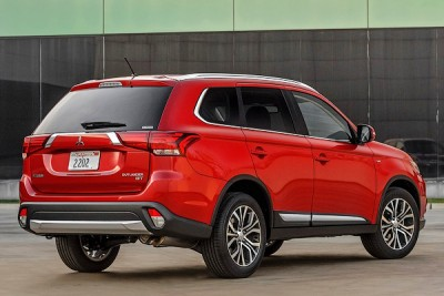 Mitsubishi Outlander new 2015
