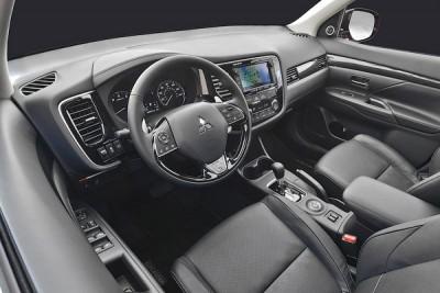 Mitsubishi Outlander new 2015 jap