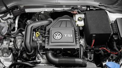 Volkswagen-Golf-motor