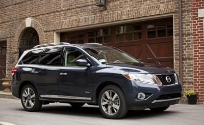 Nissan-Pathfinder-hybrid