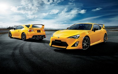 toyota-gt86-Yellow-Limited-2