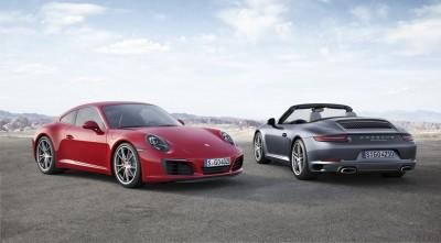 Porsche- 911-Carrera