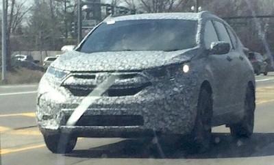 Honda-CR-V-new