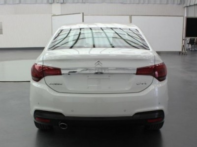 new-sedan-Citroen-C4-china