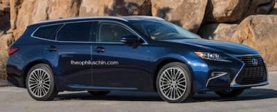 Lexus-ES-SportCross