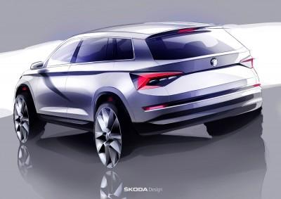Функциональный и притягательный - новый SKODA Kodiaq (2)