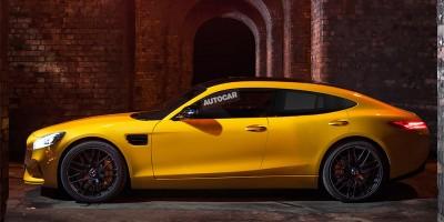 Mercedes-AMG-GT4