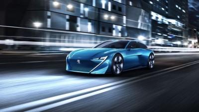Peugeot-autopilot