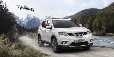 Nissan-X-Trail-dron