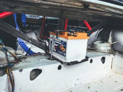 Перенос Аккумулятора в багажник