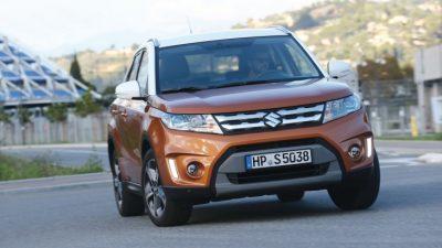 Обновлённый Suzuki Vitara