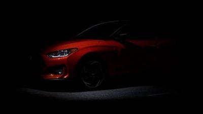 Новый Hyundai Veloster