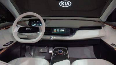 Кроссовер KIA Niro EV Concept