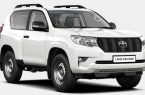 Land Cruiser Prado «бюджетная» версия