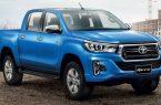 Роскошная версия Toyota Hilux