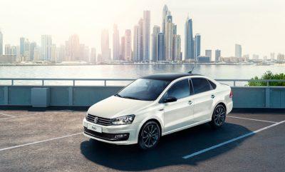 Новая комплектация VW Polo Drive